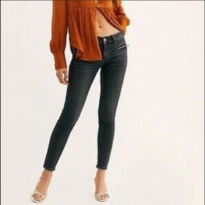 We the Free Jet Low Rise Skinny Jeans (Flawed)
